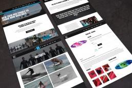 extreme-sport-website-design